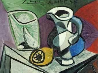 В Сербии найдены две украденные картины Пабло Пикассо