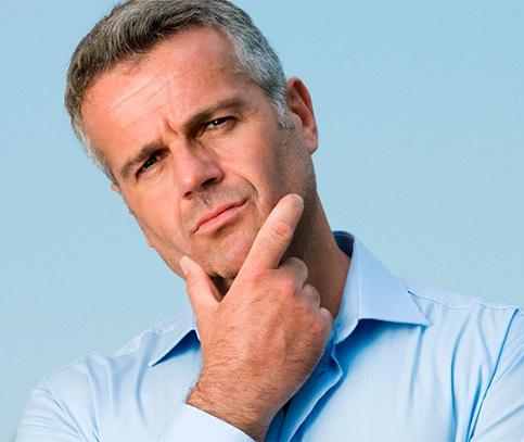 Психологическое здоровье: кризис среднего возраста у мужчины.
